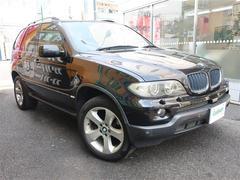 BMW X53.0iスポーツパッケージ 黒革シート・19インチAW