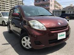 沖縄の中古車 トヨタ パッソ 車両価格 43万円 リ済別 平成21年 7.2万K 茶