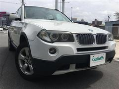 BMW X32.5si 4WD 本革シート HDDナビ HID CD