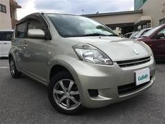 沖縄の中古車 トヨタ パッソ 車両価格 44.8万円 リ済別 平成22年 4.3万K ゴールド