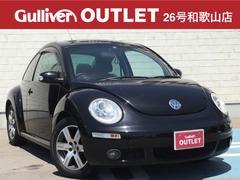 VW ニュービートルLZスマートキーサンルーフ革シートETCシートヒーター