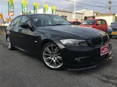 BMW3シリーズ Mスポーツ 6速マニュアル HDDナビ Bカメラ