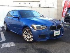 BMW1シリーズ Mスポーツ