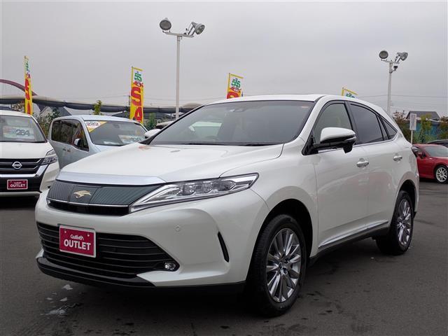 トヨタ プレミアム 革シート サンルーフ セーフティセンス