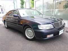 シーマ41 LX  1オーナー フルノーマル 本革シート 禁煙車
