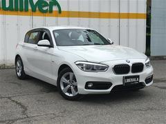 BMW1シリーズ スポーツ