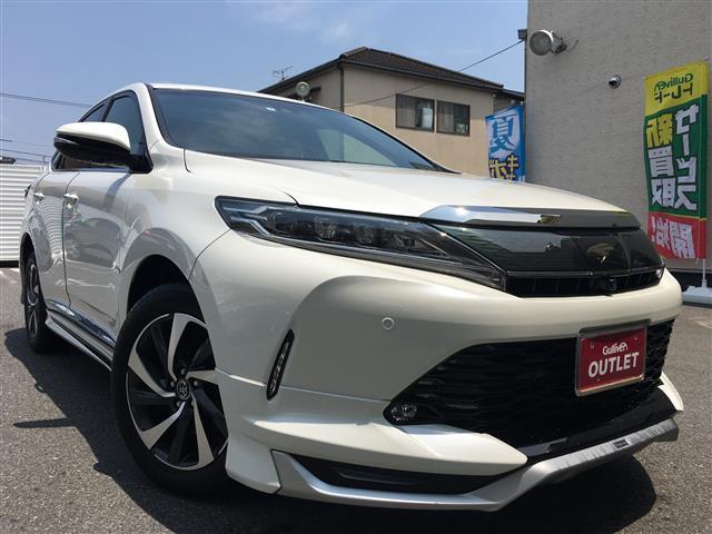 トヨタ プログレス メタル&レザーP