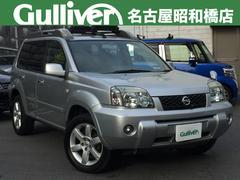エクストレイルXtt 4WD 修復歴無 走行10.6万Km