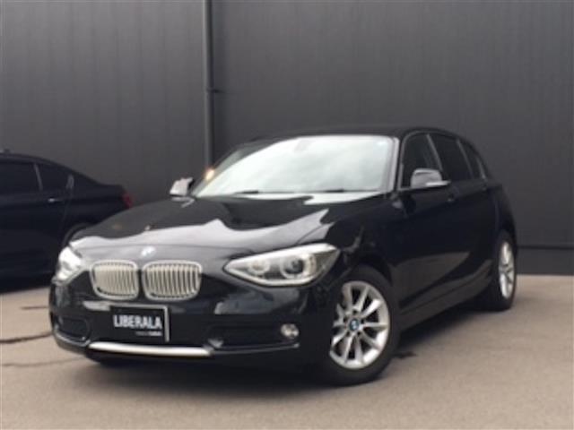 BMW 1シリーズ スタイル 純正ナビ 純正16インチアルミホイール