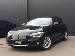 BMW1シリーズ スタイル 純正ナビ 純正16インチアルミホイール