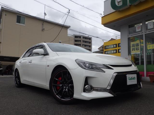 トヨタ 250G Sパケ G's カーボン