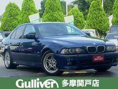BMW5シリーズ Mスポーツ サンルーフ Pシート ETC HID