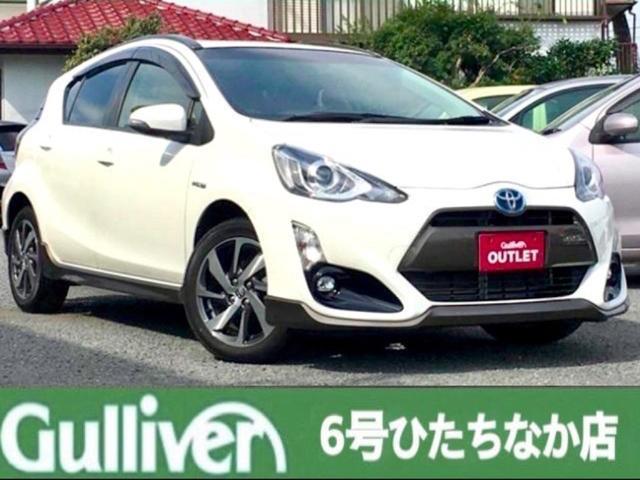 トヨタ X-URBAN/ハーフレザーシート/スマートキー