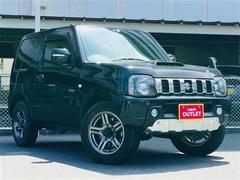 ジムニーワンオーナー5MT革シートパートタイム4WD