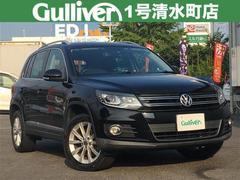 VW ティグアンスポーツ&スタイル/ナビ/Bカメ/Rソナー/純正17AW