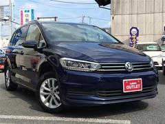 VW ゴルフトゥーランTSI コンフォートライン 1オナ純ナビ地デジBカメラ