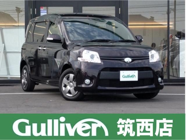トヨタ DICE G 純正SDナビ 片側パワスライドドア