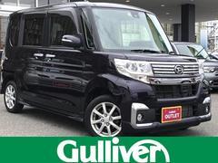 タントカスタム X SAII 4WD ワンオーナー 純正ナビ