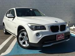 BMW X1sDrive 18i 純正HDDナビ SR 黒レザー Bカメ