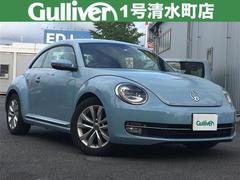 VW ザ・ビートルデザイン レザーパッケージ ナビ 地デジ クルコン