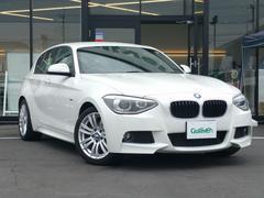 BMW1シリーズ Mスポーツ 修復歴なし 純正アルミホイール