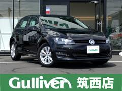 VW ゴルフTSI コンフォートライン BM HDDナビ 車検装備付