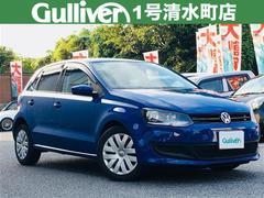 VW ポロTSIコンフォートL BMテクノ ワンオーナー ナビ TV