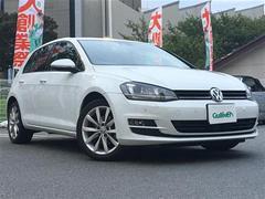 VW ゴルフTSI ハイライン BMテクノ 衝突軽減ブレーキ