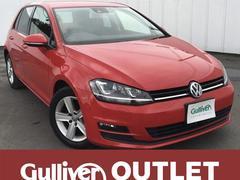 VW ゴルフTSIコンフォートL デアエアステ