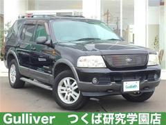 フォード エクスプローラーXLT 純正オーディオ デュアルエアコン キーレス