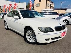 BMW7シリーズナビサンルーフレザーエアシート