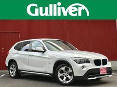BMW X1sDrive18i 純正SDナビ・フルセグ・Bカメラ・ETC