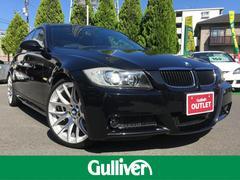 BMW3シリーズ Mスポーツ 6速MT オンオナ サンルーフ ナビ