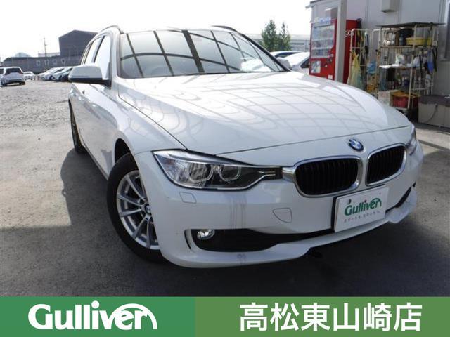 BMW 3シリーズ ブルーパフォーマンス ツーリング ナビ クルコン