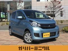 eKワゴンE/シートヒーター/横滑り防止/フロアマット/純オーディオ