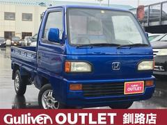 アクティトラックスーパーDX 4WD 5FMT 全塗装