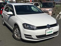 VW ゴルフTSI トレンドライン BMテクノ 純正AW 純正CD