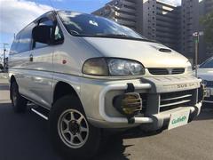 デリカスペースギアXG ワンオーナー 社外AW ディーゼル 4WD