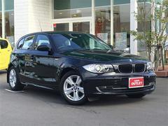 BMW1シリーズ 1オーナー パワーシート プッシュスタート