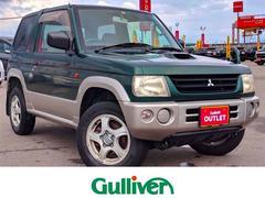 パジェロミニV 4WD 冬タイヤ積載 タイミングベルト交換済