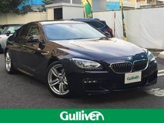 BMWグランクーペ/禁煙/白革/毎年ディ−ラ−記録簿/ガラスル−フ