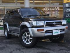 ハイラックスサーフSSR−X LTD ワイド 4WD サンルーフ