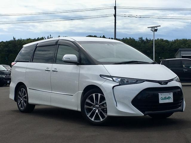 トヨタ アエラス プレミアムセーフティセンス 寒冷地 AC100V