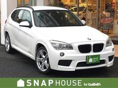 BMW X1xDrive 20i ステリモ ETC  純正アルミ