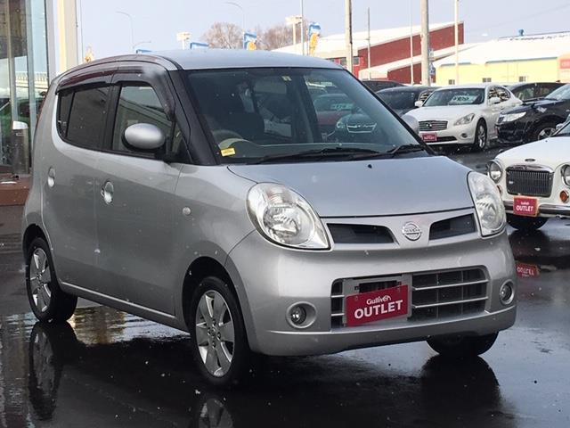 日産 G FOUR 4WD シートヒーター 純正オーディオ