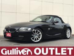 BMW Z4ロードスター2.5i赤レザーシート 電動オープン ドラレコ