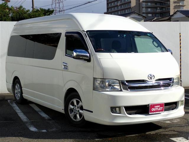 ハイエースワゴン グランドキャビン(トヨタ)
