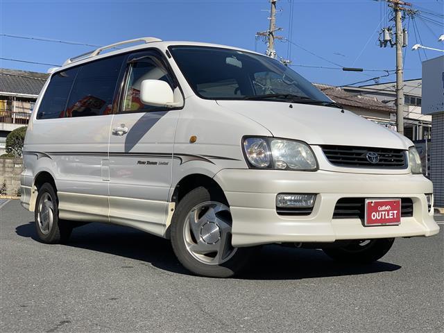 トヨタ ロードツアラー LTD