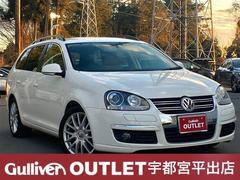 VW ゴルフヴァリアント2.0TSI スポーツライン 本革シート ナビ フルセグTV