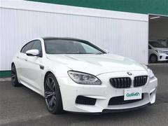 BMW M6ワンオーナー 全方位カメラ レザーシート